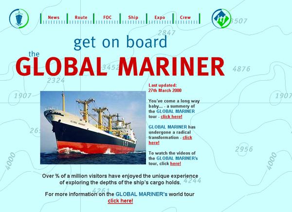 itf - global mariner