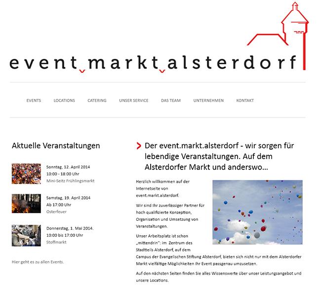 Event Markt Alsterdorf