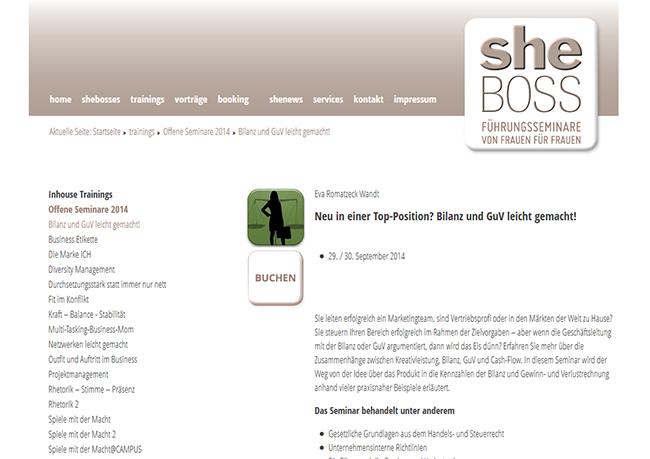 sheboss